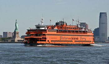 New York Department of Transportation - Staten Island Ferries